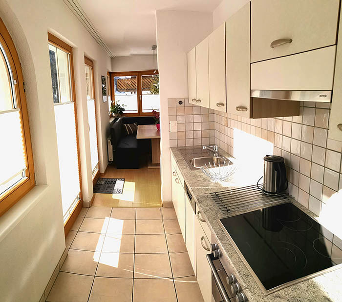 Küche Apart Montanara
